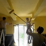 hiring professionals for painting your home