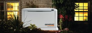 Commercial standby generator