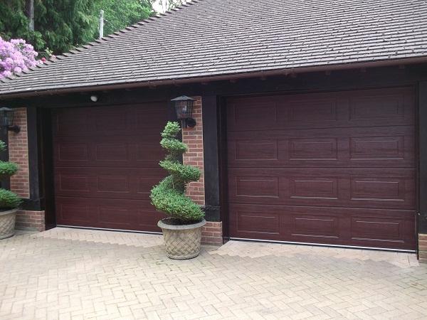 Seceuroglide Garage Doors