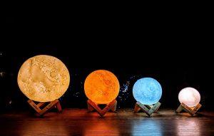 moon lamps Australia