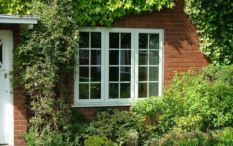 Finesse Windows casement windows
